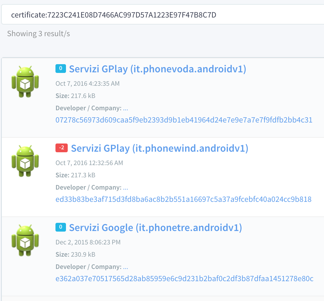 HackingTeam back for your Androids, now extra insecure! | RedNaga