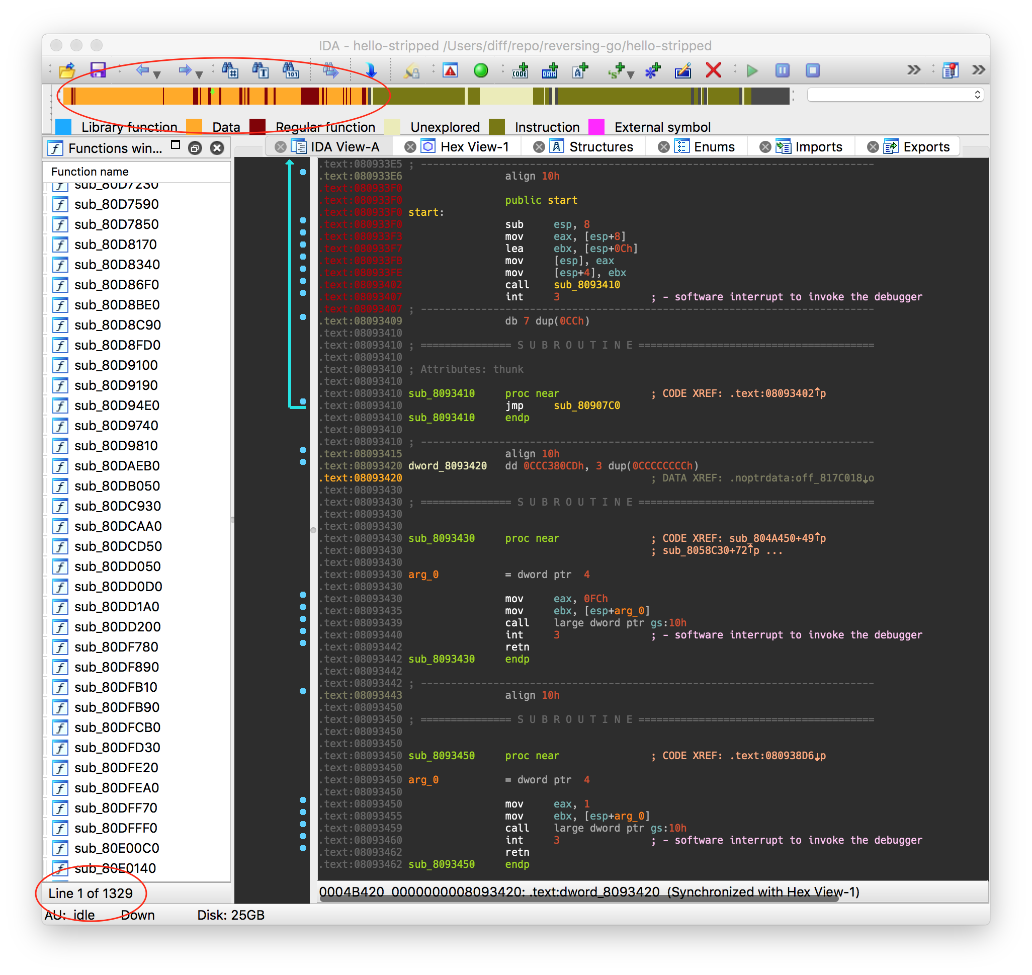 Reversing GO binaries like a pro | RedNaga Security